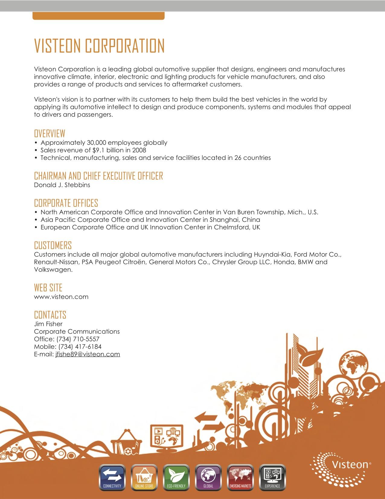 Media Facts Media Press Kit Fact Sheet
